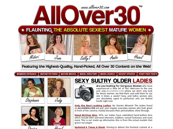All Over 30 Original Network