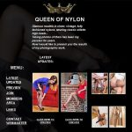 Queen Of Nylon Check Out