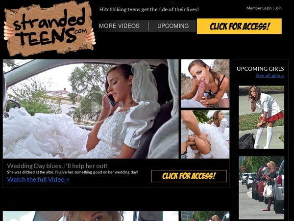 Strandedteens Discount Join Page