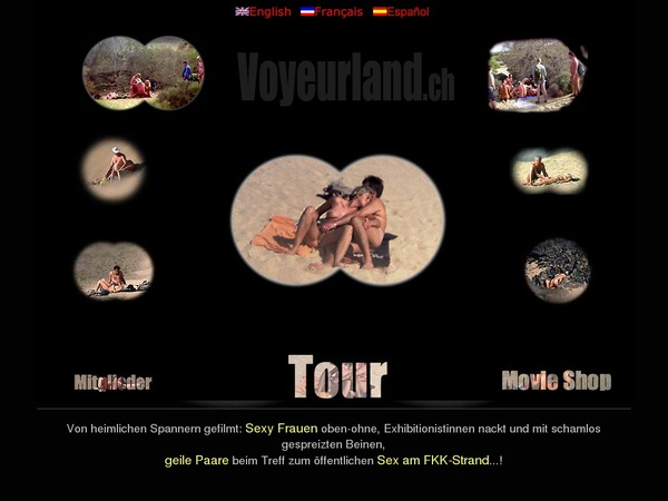 Voyeurland.ch Free Accounts And Passwords
