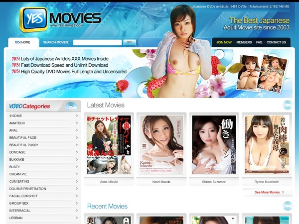 Yes Movies Free Passwords