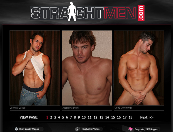 Straightmen.com With Paysafecard