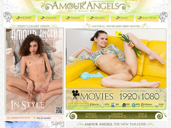 Amour Angels One Time Discount